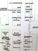 2010第十八届中国国际纸浆造纸暨纸制品工业展览会及会议展位图