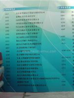 2010中国国际服务贸易博览会展商名录