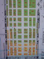 2010中国国际网印及数字化印刷展展位图