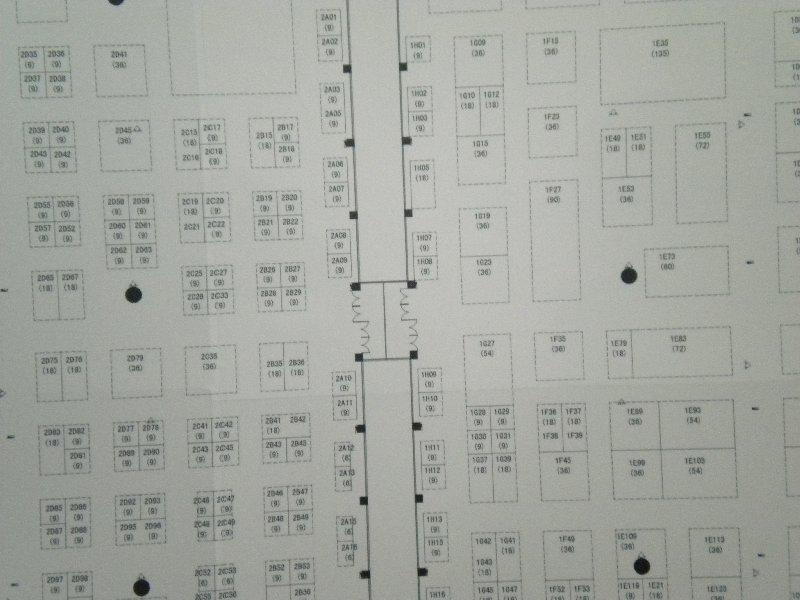 2010第四届中国广州国际海事贸易展览会暨论坛展位图