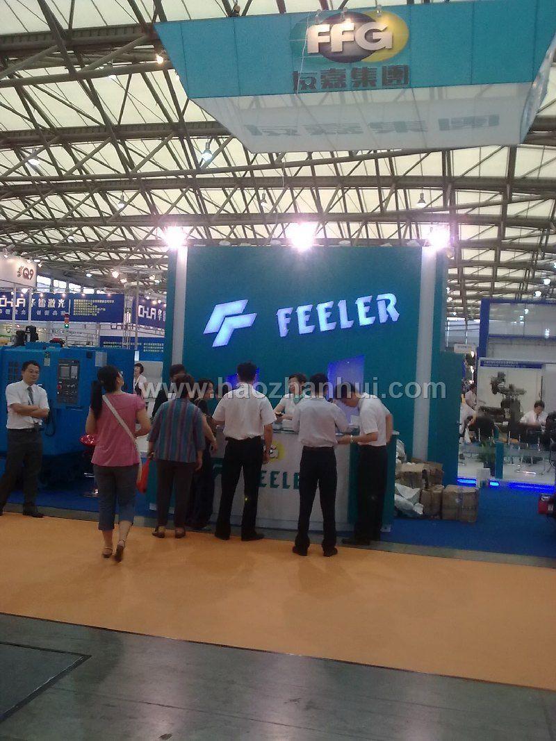 2010第12届上海国际机床展览会
