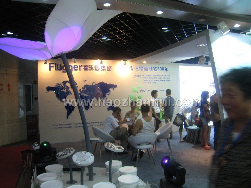 2011第12届上海墙纸,布艺