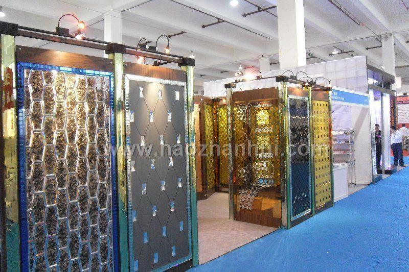 2015第十二届(上海)中国国际玻璃工业展览会观众入口