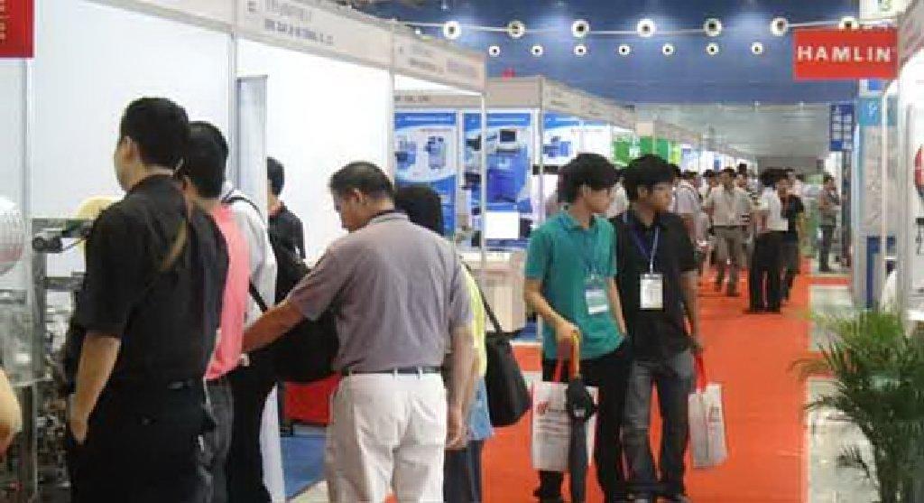 2012广东国际家电配件采购博览会展会图片