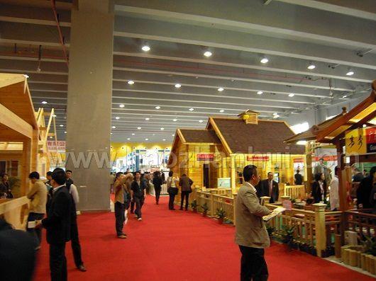 广州国际木屋,木结构产业展展会图片-好展会网
