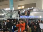 2012第二十届中国国际服装服饰博览会展台照片